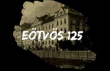 Köszöntjük a 125 éves Eötvös Collegiumot!